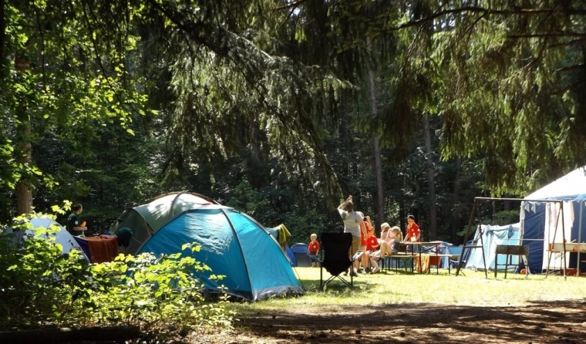 Camping le Pré Cathare ***
